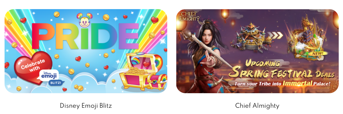 App Retargeting tips Casual and Mid Core Games Ad Set 4